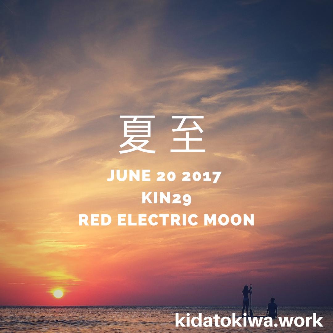 元気予報:2017年6月21日