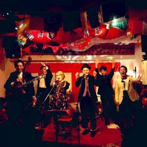 2月9日【那覇】イベント:Casino Follies @ 那覇 MAFALi cafe