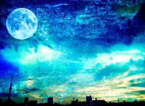時空を超越するウエサク満月