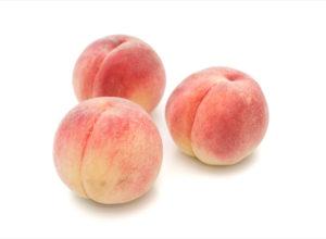 誰でもできる魔法:桃を食べて邪気払い