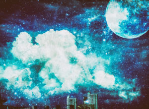 【水晶の月】満月のエナジーリーディング