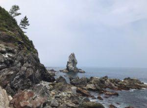 国産みの島・沼島の八角井戸について