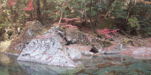 巨石探訪の旅:高知編