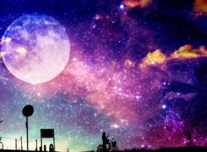 【太陽の月】満月のエナジーリーディング
